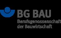 BG Bau Logo / Perspektive Media